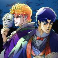 JoJo's Bizarre Adventure, premi&egrave;re image